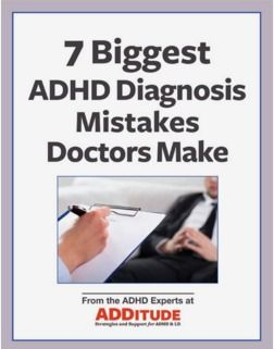 how to get an add diagnosis