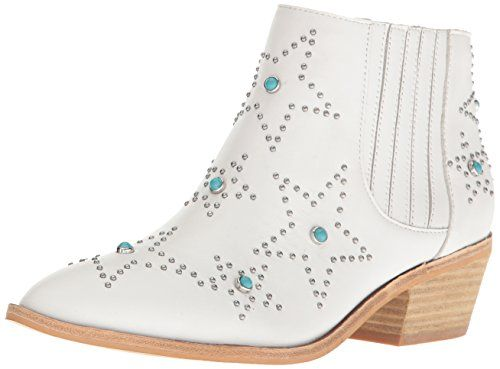 Best Boots For Women | Chinese Laundry Womens Fayme Western Boot White Leather  85 M US >>> Click on the image for additional details. Note:It is Affiliate Link to Amazon.