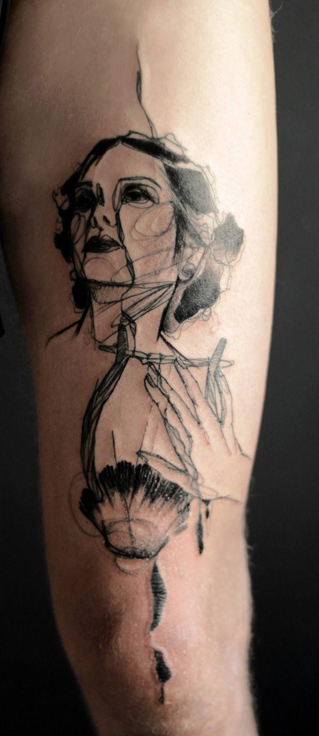 Marta Lipinski Tattoo