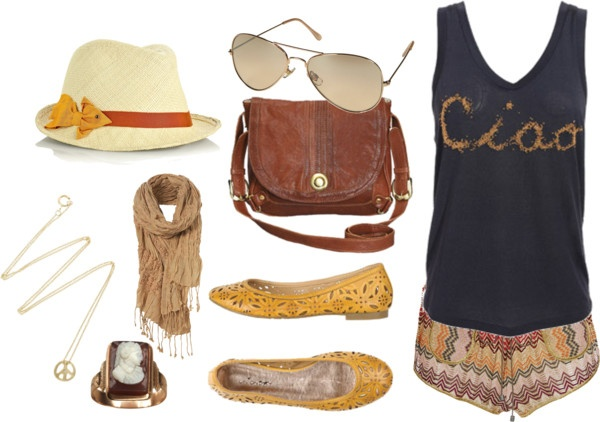 """Ciao"" by alisinwonderland on Polyvore"