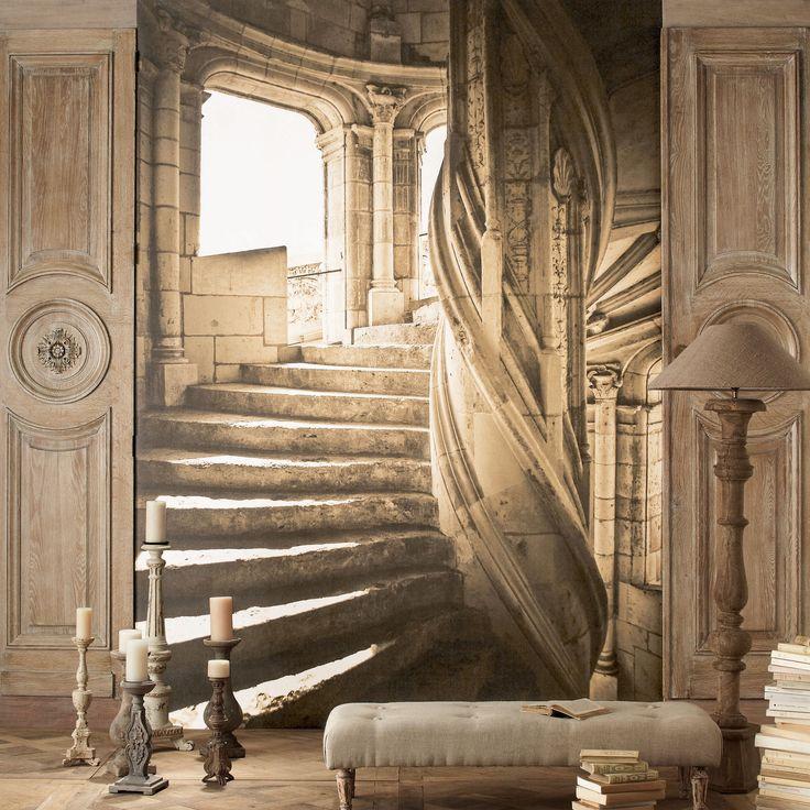 Caselio collection venise escalier panoramique - Decoration escalier interieur ...