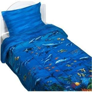 Pinterest the world s catalog of ideas for Fish bedding twin