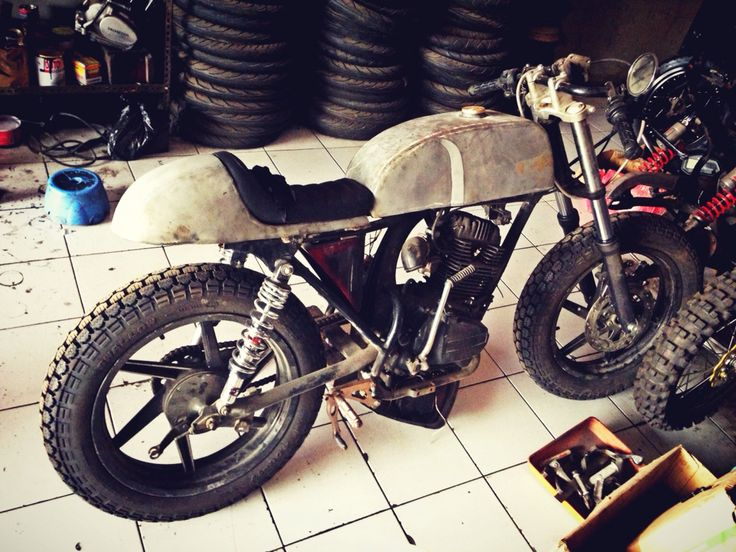 pulsar 125 modified cafe racer | old wheels | pinterest | wheels