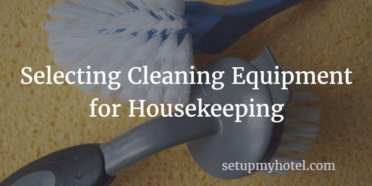 12 Best Images About Housekeeping SOPs On Pinterest