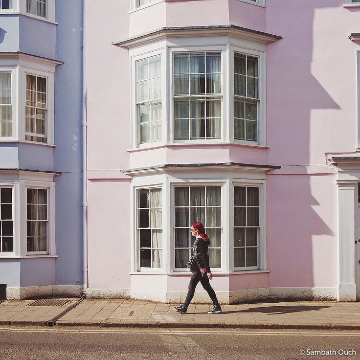 Notthing Hill House Style (Oxford) © Sambath Ouch
