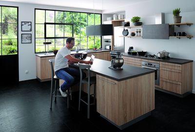 Cuisinella : les 6 cuisines pratiques, chic et abordables qu'on préfère - CôtéMaison.fr