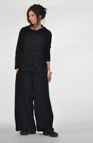 Kaliyana - this look is so comfortable - lounging would take on a whole new life.