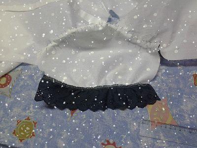 costura infantil: colocar mangas camisa o blusa ...