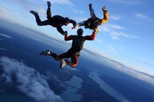 Okanagan Skydive Vernon BC Canada