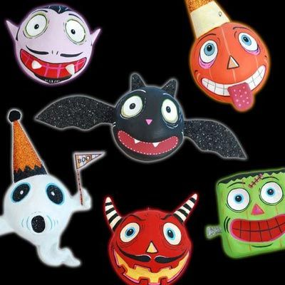 halloween ornaments add another fun element to the celebration whether you have a collection or want to start one a halloween tree can be a fun way to - Halloween Tree Ornaments