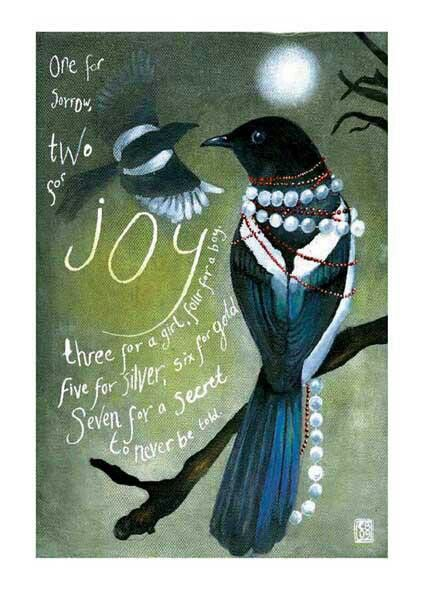 I love magpies <3