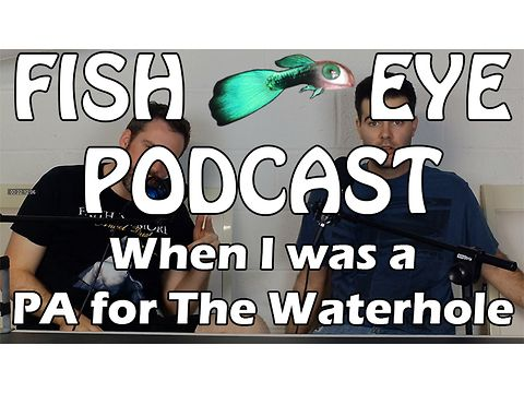 Fisher and Chris Eye proudly bring to you another FishEye Podcast. In this episode we discuss the time that I was a Production Assistant for the Independant movie, The Waterhole starring Patrick J. Adams from the hit USA Network show, Suits.