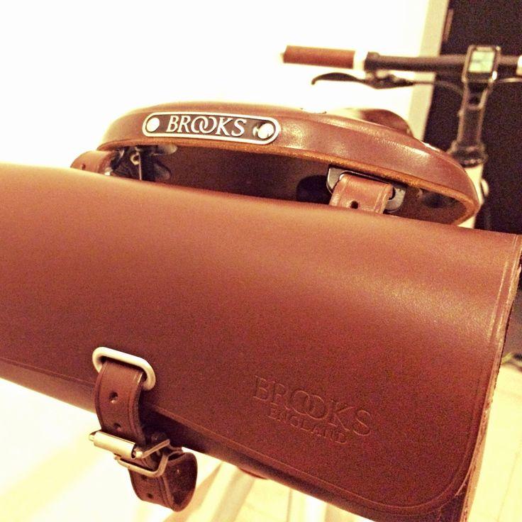 #brooks #b17saddle #toolbag