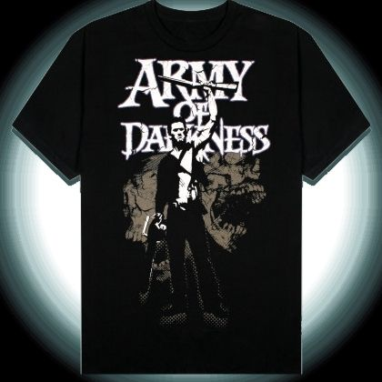 Horror Movie T-Shirts - Army of Darkness T-Shirt