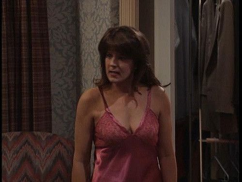 patricia Richardson red nightie -012   Droop Along   Flickr