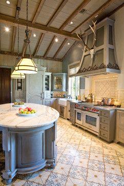 76 best images about kitchens timeless tile on pinterest kitchen backsplash design stove - Groayes glas weihnachtlich dekorieren ...