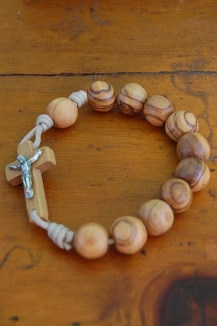 """Rosary: """"Walking"""" Rosary"""
