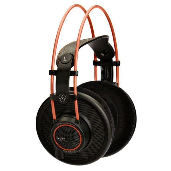 AKG K712 Pro Open Back Reference Studio Headphones from headphone.com