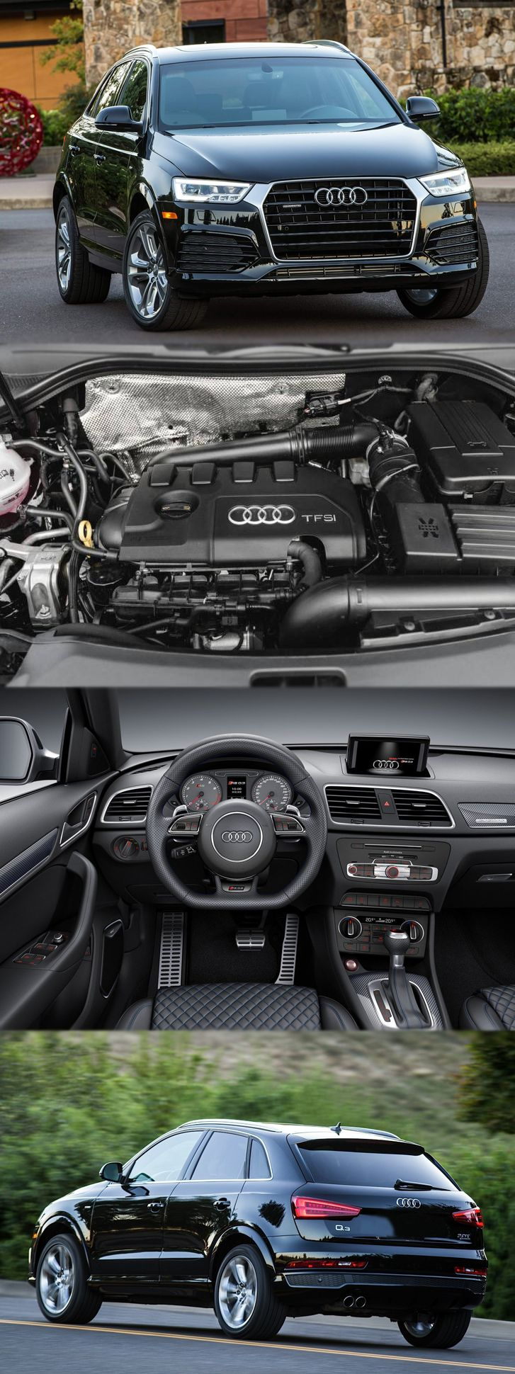 How #Audi #Q3 #Engine will Make you Crazy? For more information visit link: http://www.enginecompare.co.uk/blog/category/audi/