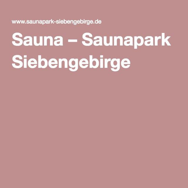 Popular Sauna u Saunapark Siebengebirge