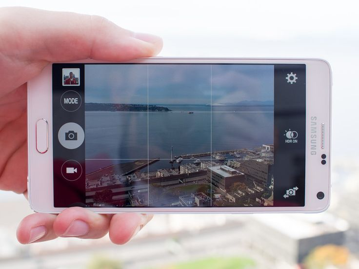Samsung Galaxy Note 4 camera tips and tricks