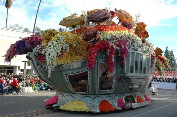 Rose Parade - Pasadena, CA