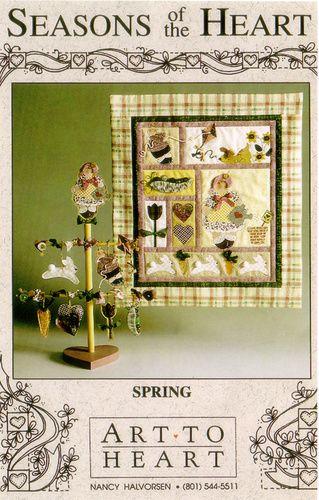 Art to Heart Seasons of the Heart - Spring - Poliana - Álbuns da web do Picasa
