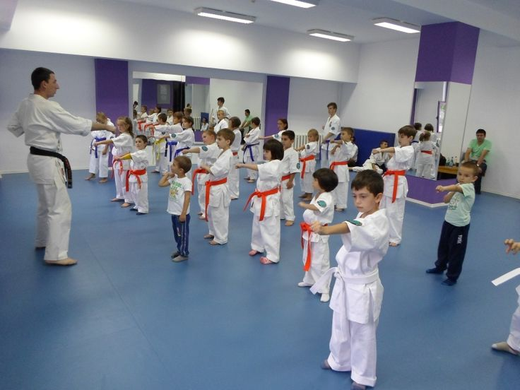 Karate Copii Sibiu