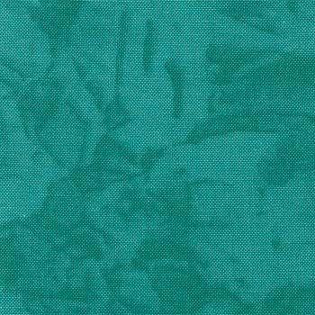 bomull grønn batikk