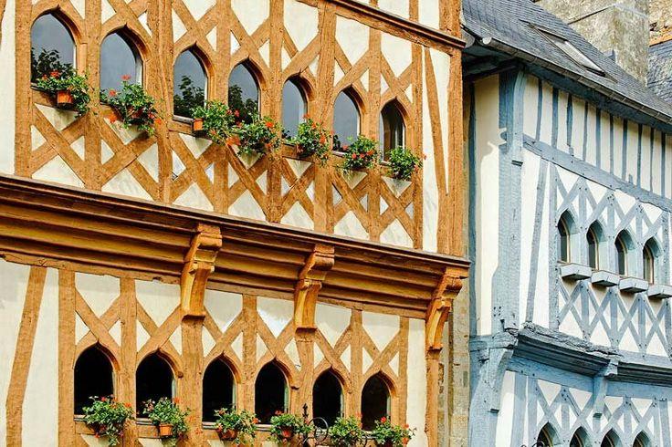 Guingamp en Bretagne