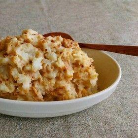 デリ風*ツナと長芋のポテトサラダ