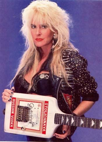 On a Shelf with No Paddle | Music | Lita ford, Ford, Joan Jett