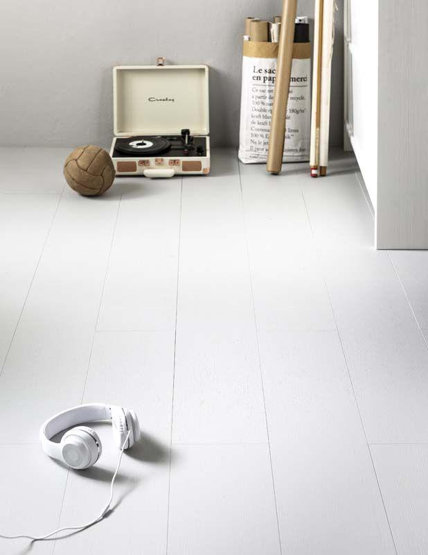 KARWEI | Het leggen van deze PVC-vloer is een fluitje van een cent. #vtwonen