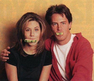 Jennifer Aniston & Matthew Perry
