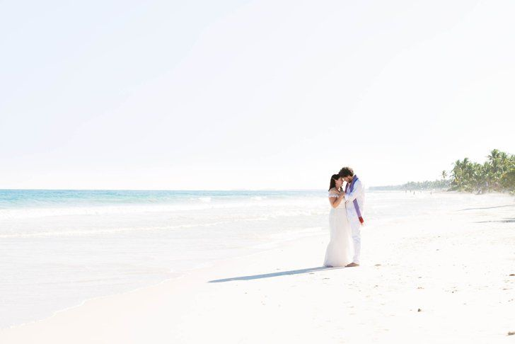 Pin for Later: These Colorful Honeymoon Pictures Taken in Tulum Will Make You Crave a Vacation Vendors Photographer: Bohemia Photography // Accommodations: Hotel Cabanas Tulum // Submitted via Two Bright Lights