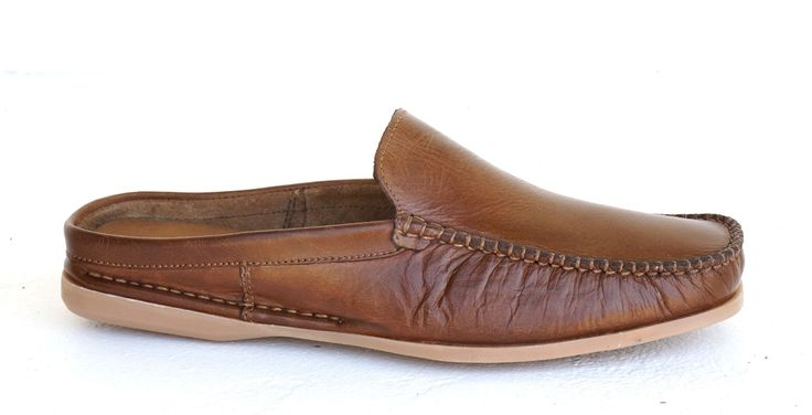 Newport Santiago Mid-brown Men's Genuine Leather slip on Shoe R 719. Handcrafted in South Africa. Code: NMSX090 047. See online shopping for sizes.  Shop for Newport online https://www.thewhatnotshoes.co.za Free delivery within South Africa