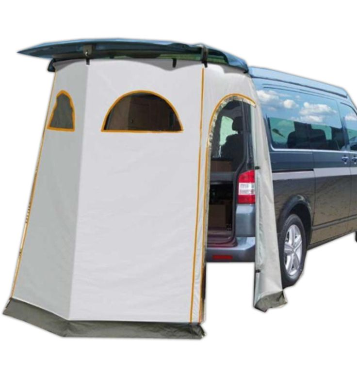 Reimo Fritz Cabin Tailgate Tent for VW T4/T5/T6