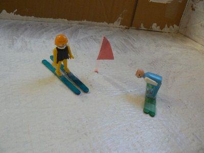 Activité amusante avec des Playmobil