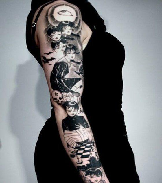 Best 25 Under Arm Tattoos Ideas On Pinterest: 25+ Best Ideas About Full Arm Tattoos On Pinterest