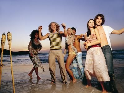 beach party games for adults