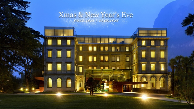 XMAS & NEW YEAR'S EVE  http://www.lido-palace.it/xmas-new-years-eve/