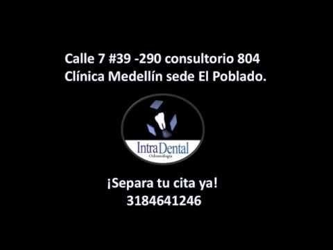 intradentalodontologia: caso clinico