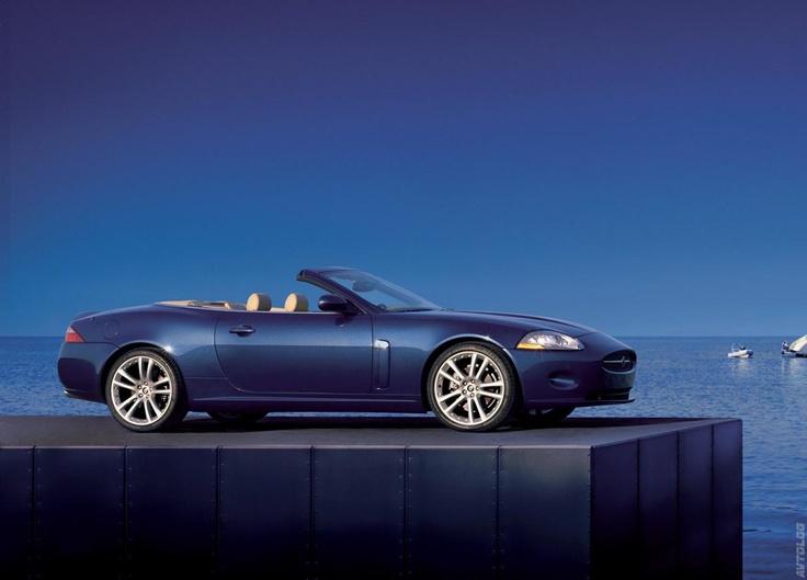 2007 Jaguar XK Convertible http://www.windblox.com