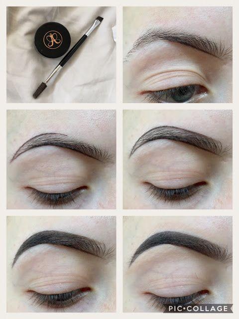 Elysian Makeup Artistry Eyebrow Tutorial Using