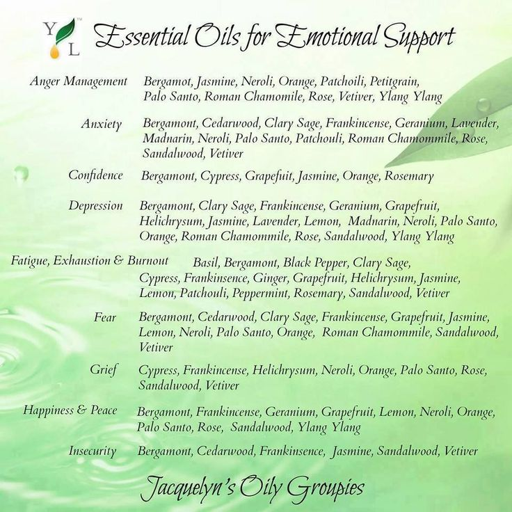 Young Living Essential Oils for emotional support. Visit www.EssentialOilsObsessed.com to learn more.
