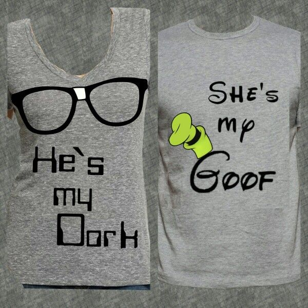 Cute couples shirts