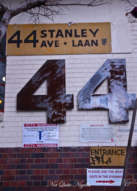 44 Stanley & Soweto, South Africa