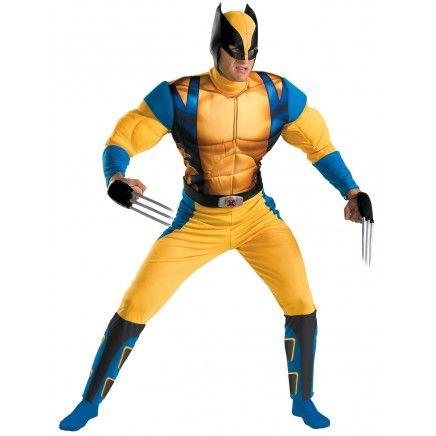 Wolverine X-Men Origins kostuum