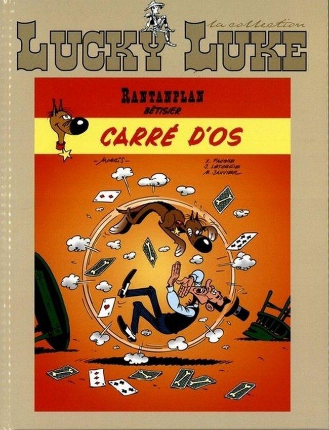 Lucky Luke - La collection (Hachette) -94- Rantanplan - Carré d'os (Bêtisier)