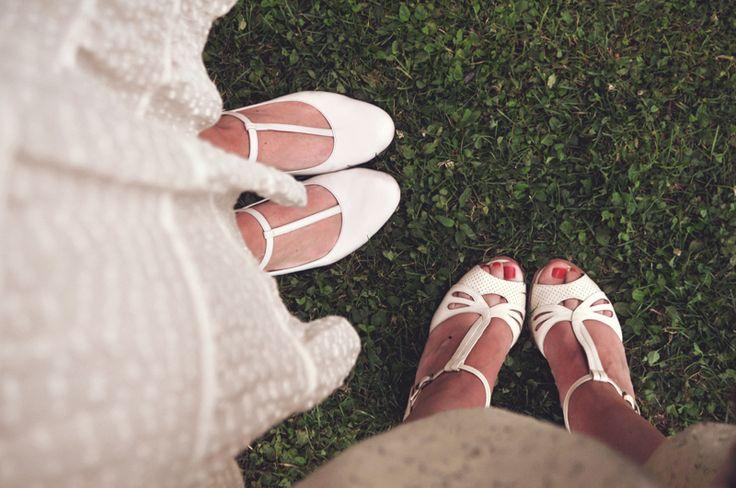 Rosaspina Vintage - wedding shoes